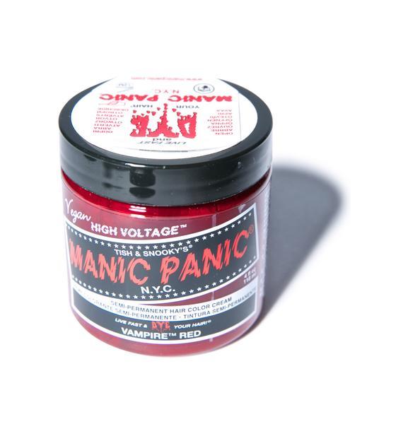 Manic Panic Vampire Red Classic Hair Dye