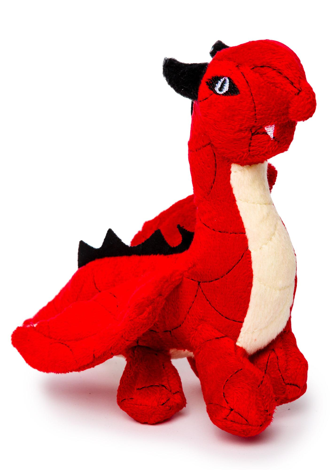 Red Dragon Mighty Toy