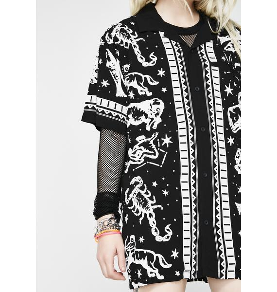 HUF Zodiac Short Sleeve Shirt