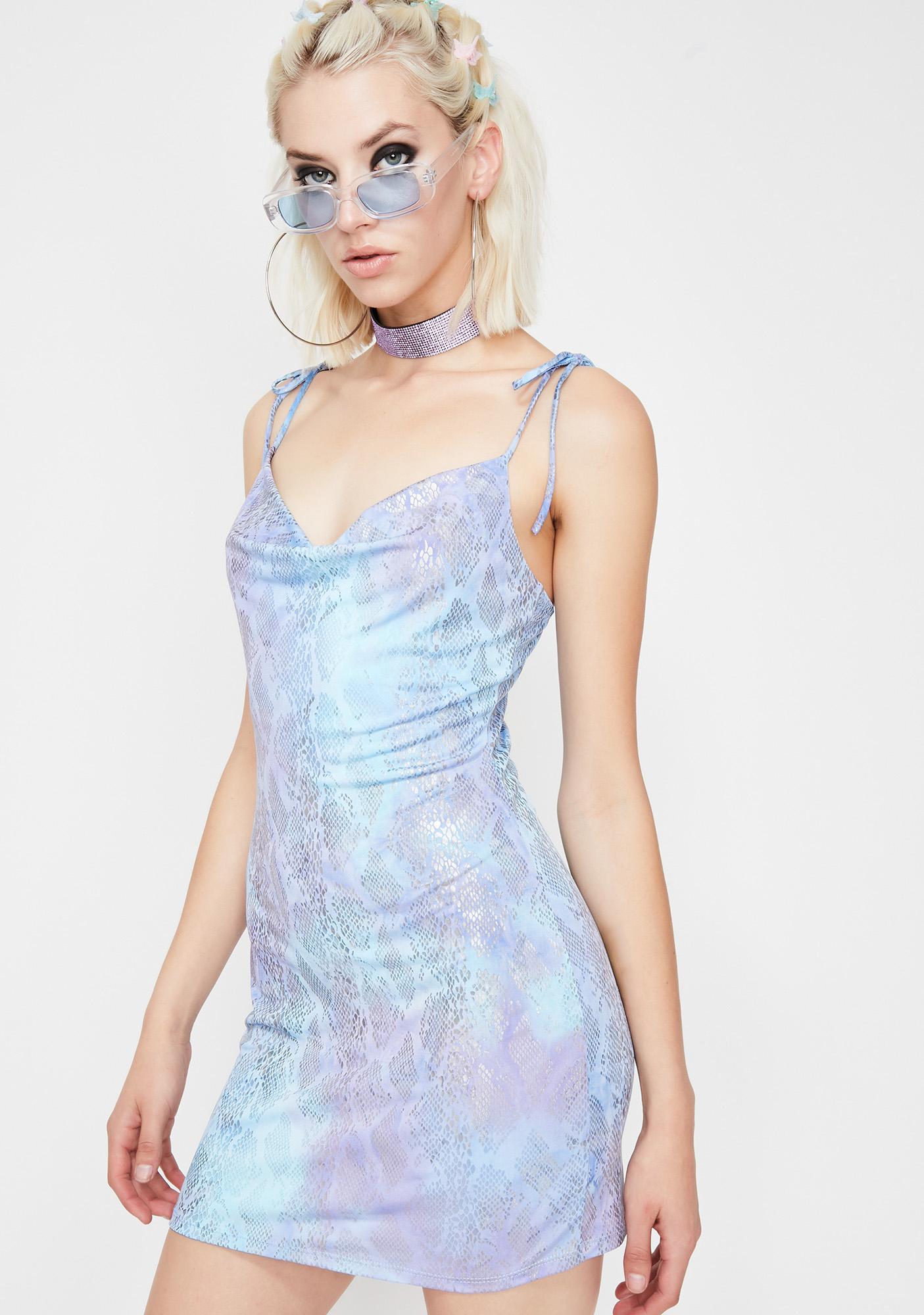 Glamtopia Bliss Mini Dress