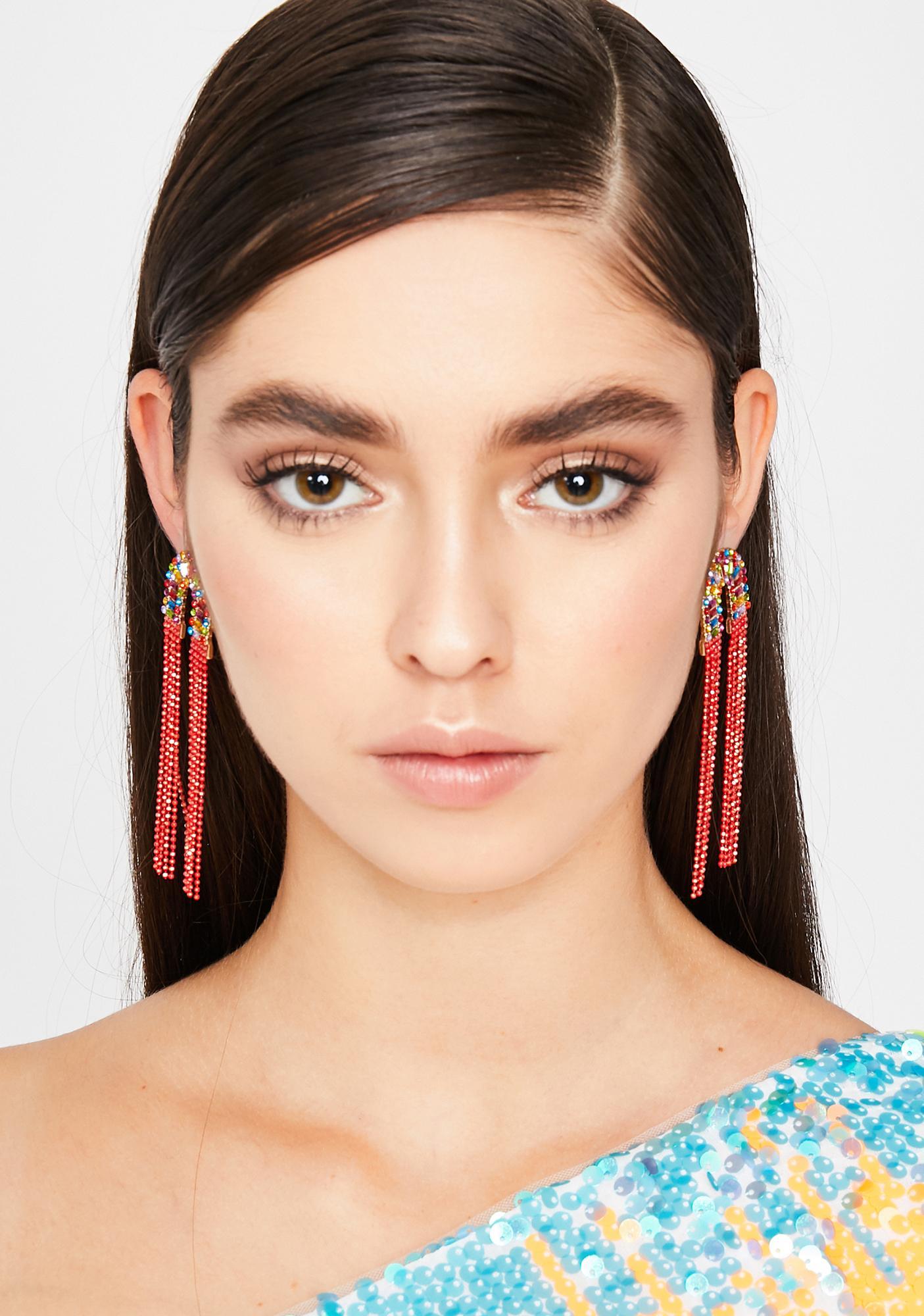 Mesmerize Me Drop Earrings