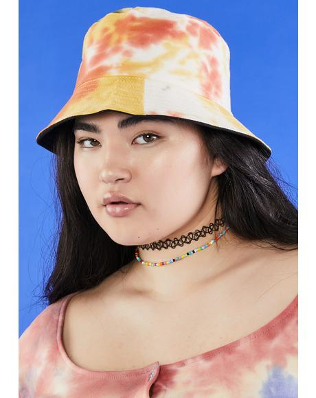 Honey Daydreamin' Of U Bucket Hat