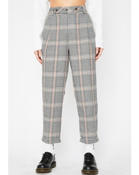 Dope Bidness Plaid Pants