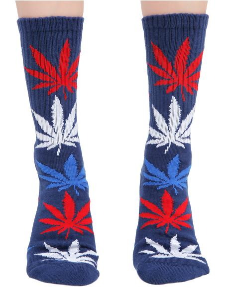 USA Plantlife Socks
