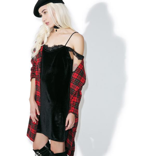 Motel Dells Slip Dress