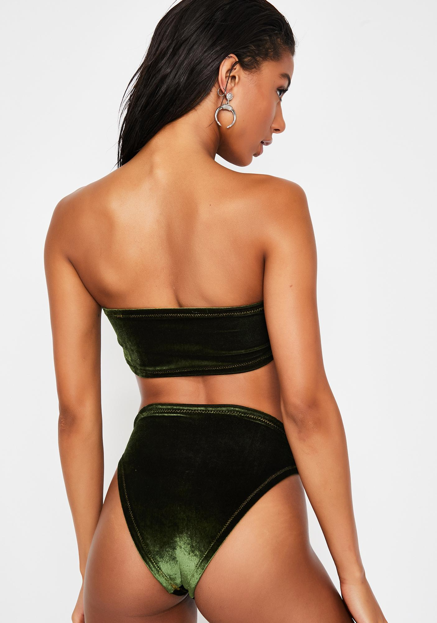 Stardust Swim Verona Velvet Bikini Set