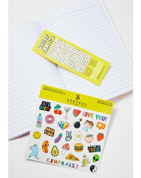 Ideas That Don't Suck Notebook