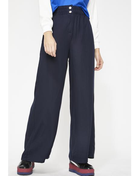 Cursed Sailor Wide Leg Pants