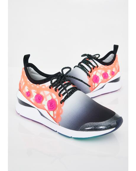 x Sophia Webster Muse Sneakers