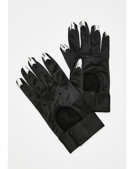 Scratch 'N Snatch Gloves