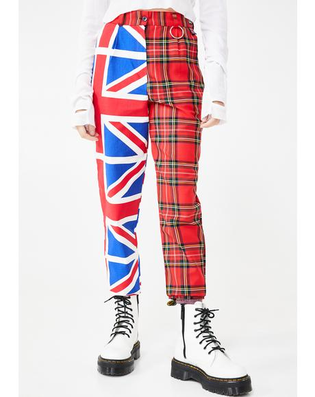 The Anarchy Classic Trouser Pants
