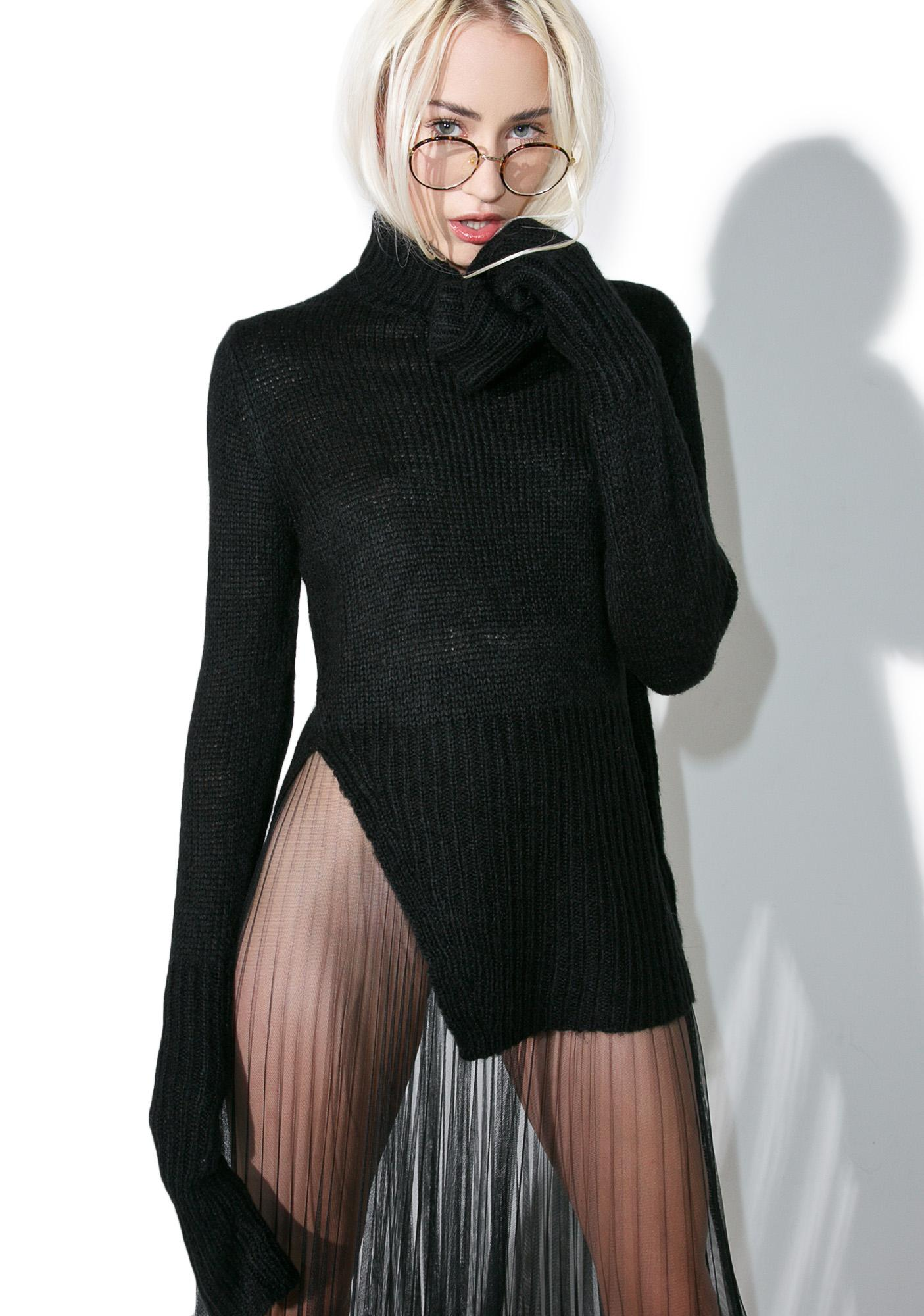 Cheap Monday Haunt Knit Sweater