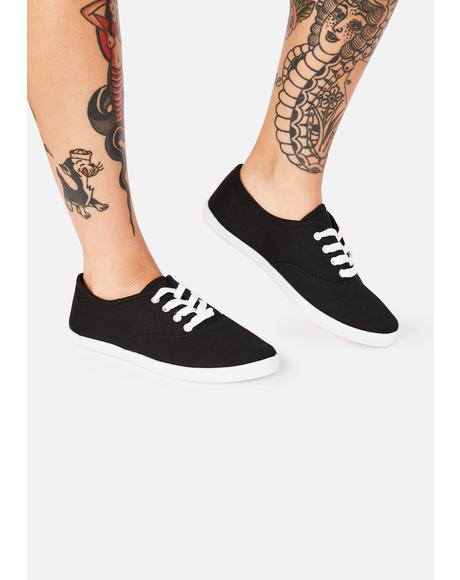 Change Your Mind Low Top Sneakers