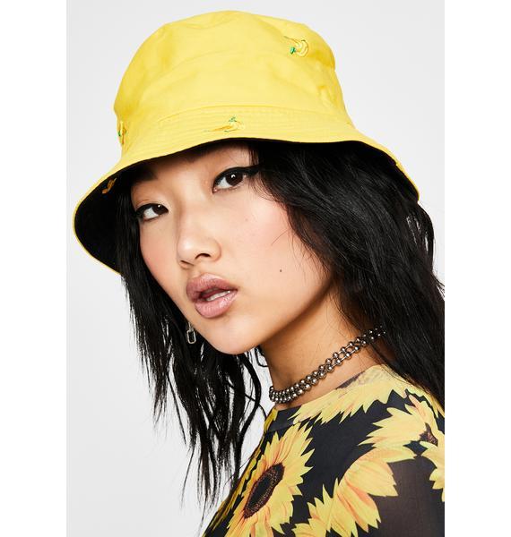 Go Bananas Reversible Bucket Hat
