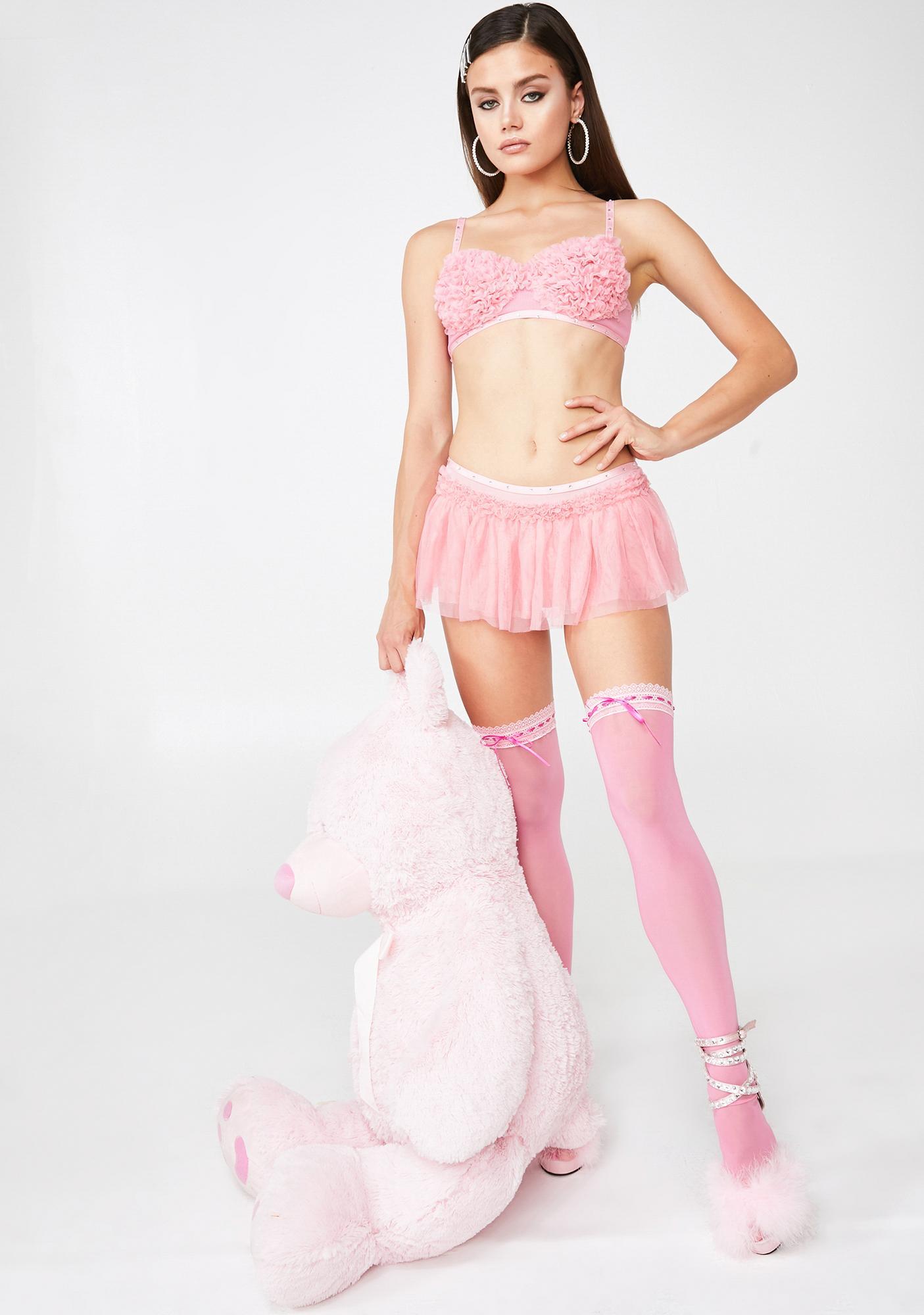 Sugar Thrillz Prima Ballerina Tutu Ruffle Panty