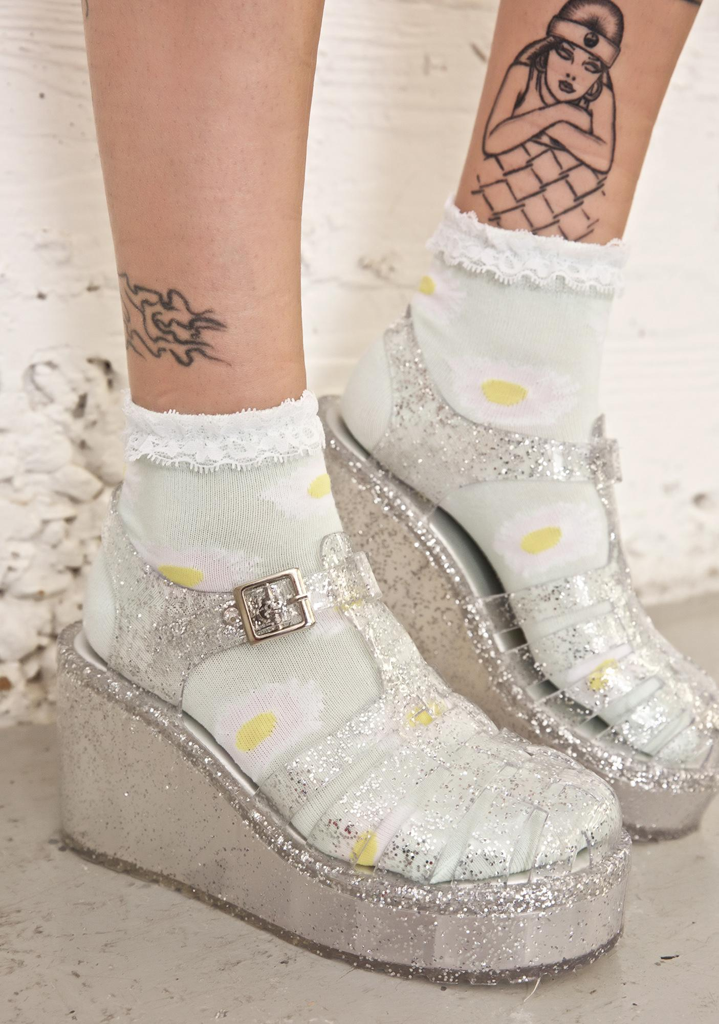 Shimmer 'N Shine Jelly Platforms