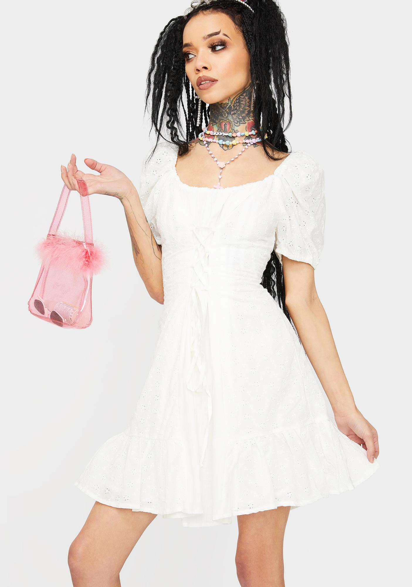 Soft Girl Szn Mini Dress