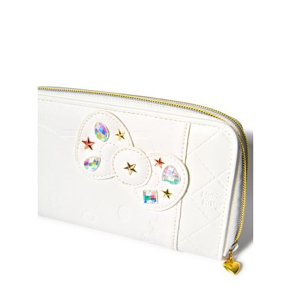 Sanrio Hello Kitty Brilliant Bow Wallet