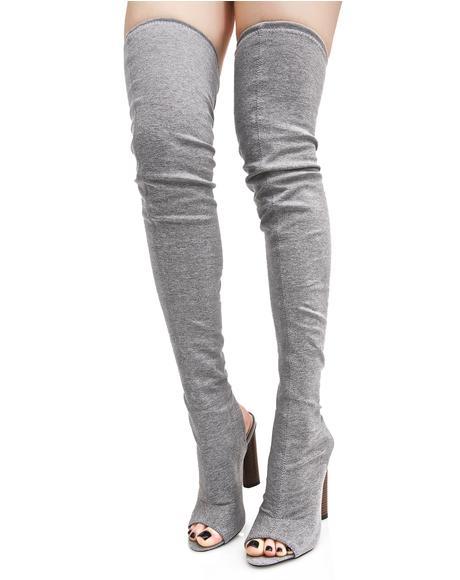 Sidney Sock Boots