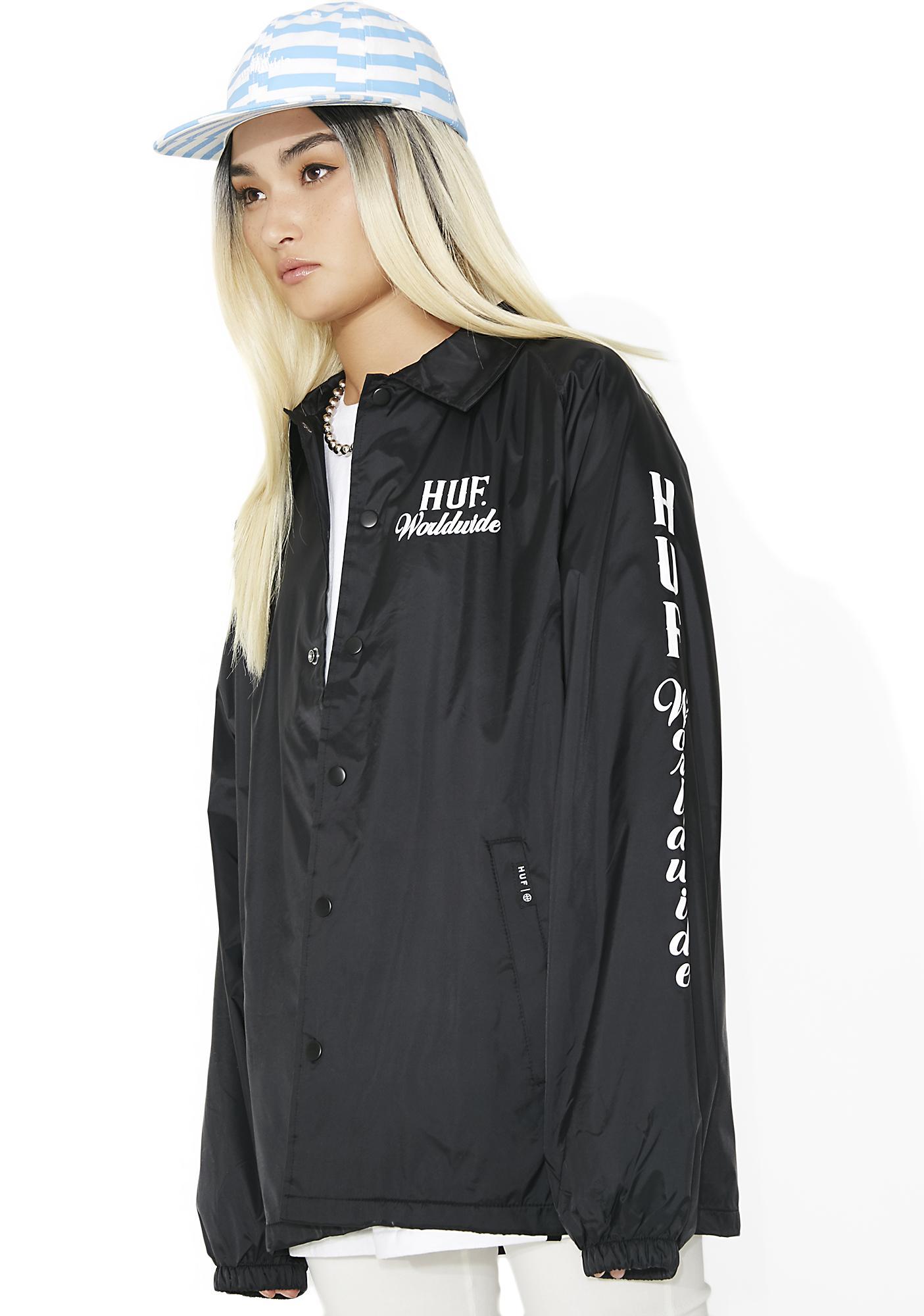 HUF Ultra Coaches Jacket