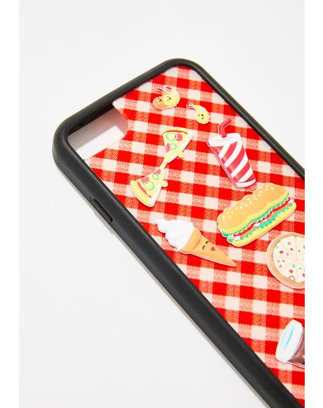 Pizzeria iPhone Case