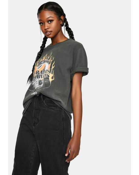 Power In Paradise Graphic Tee