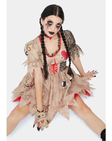 Ready Set Jinx Voodoo Doll Costume