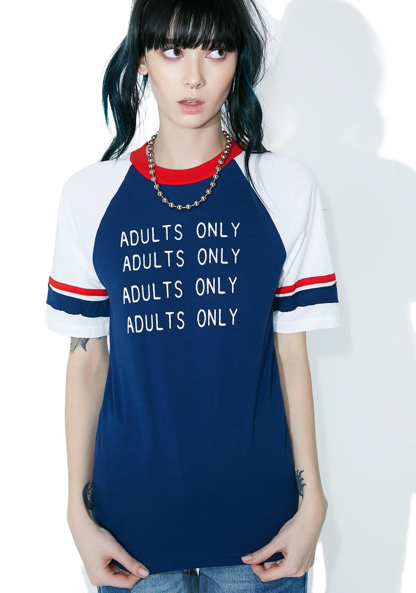Local Boogeyman Adults Only Vintage Tee