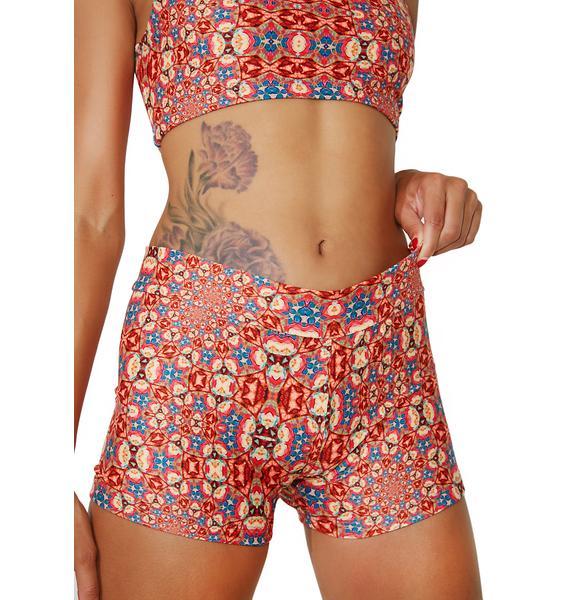 Fractal Shorts
