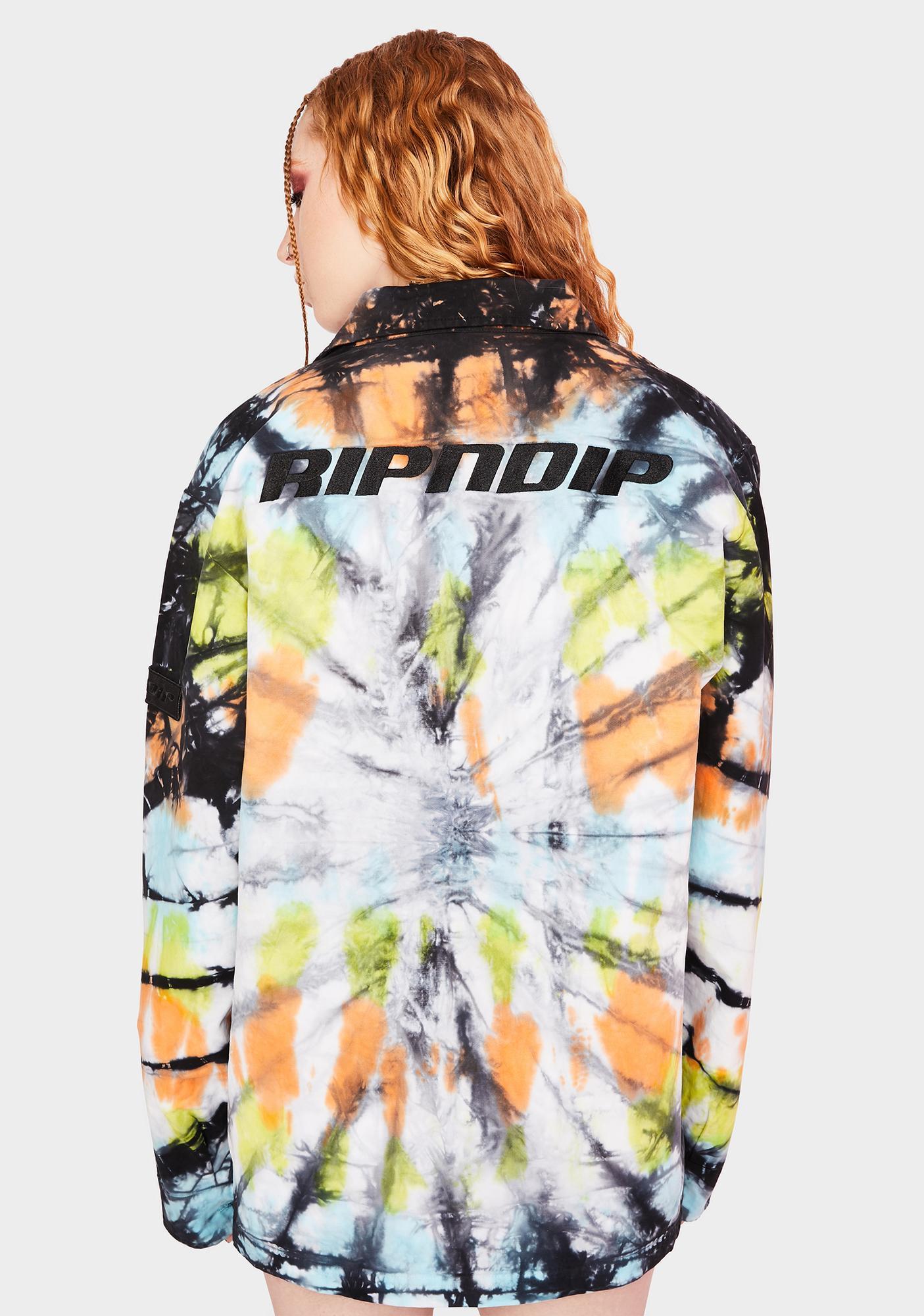 RIPNDIP Sunburst Military Work Jacket