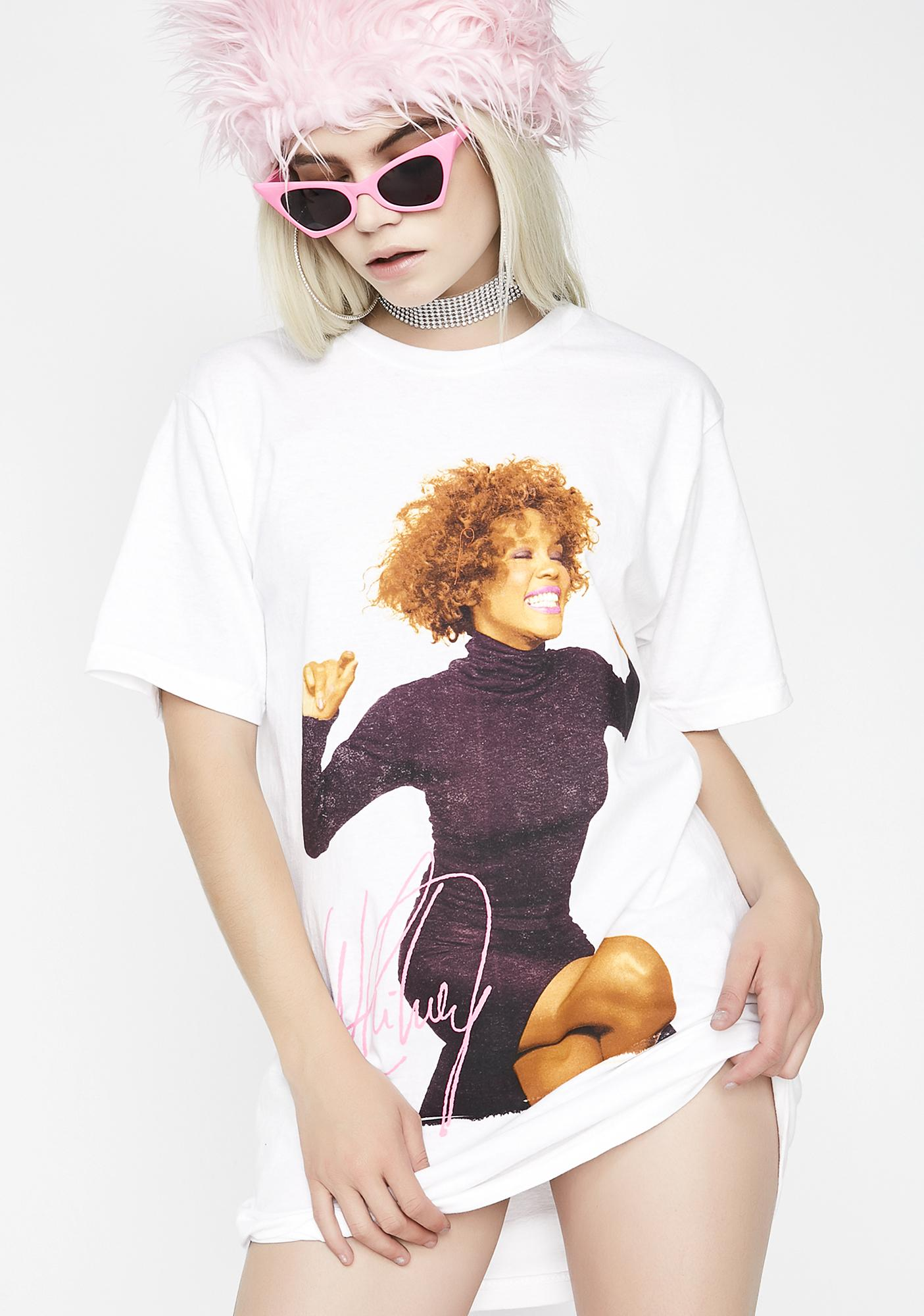 Dance With Somebody Graphic Tee