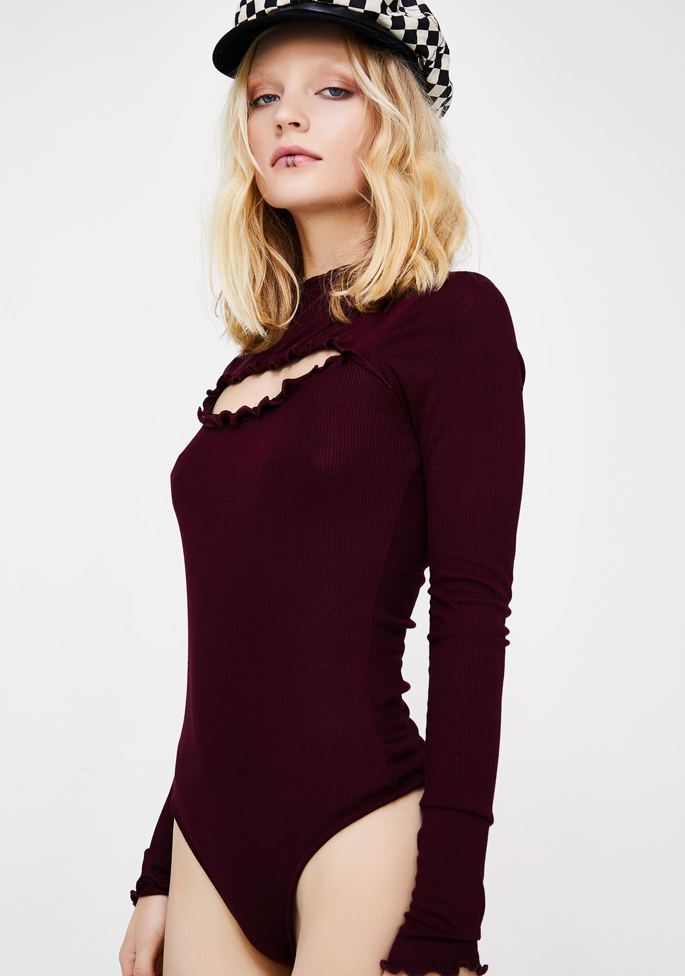 Unwanted Attention Bodysuit