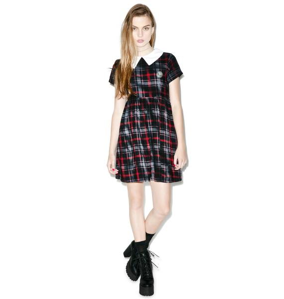 Disturbia Bad Habit Dress