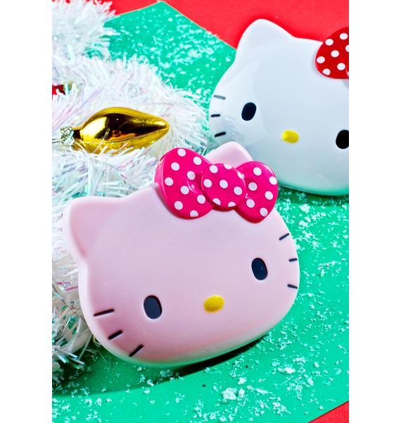 Sanrio Pinky Hello Kitty Compact Mirror