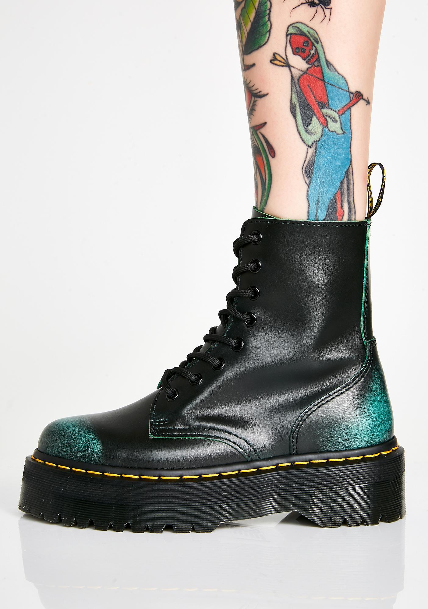 Dr. Martens Jadon Vintage Boots