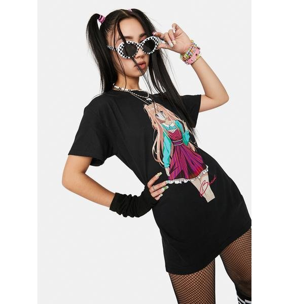Becky Loves You Becky Supermodel Graphic Tee
