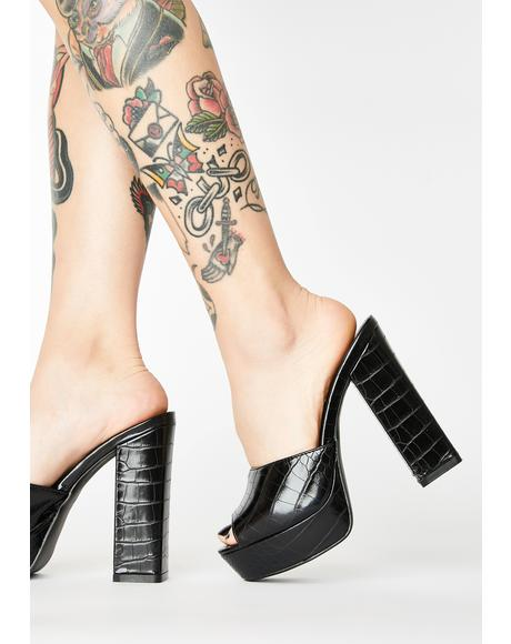 High Expectations Platform Mules