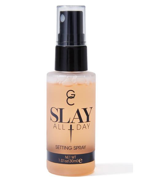 Peach Slay All Day Setting Spray