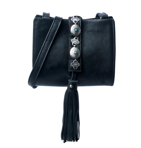 Vanessa Mooney X Sancia Concho Crossbody Bag