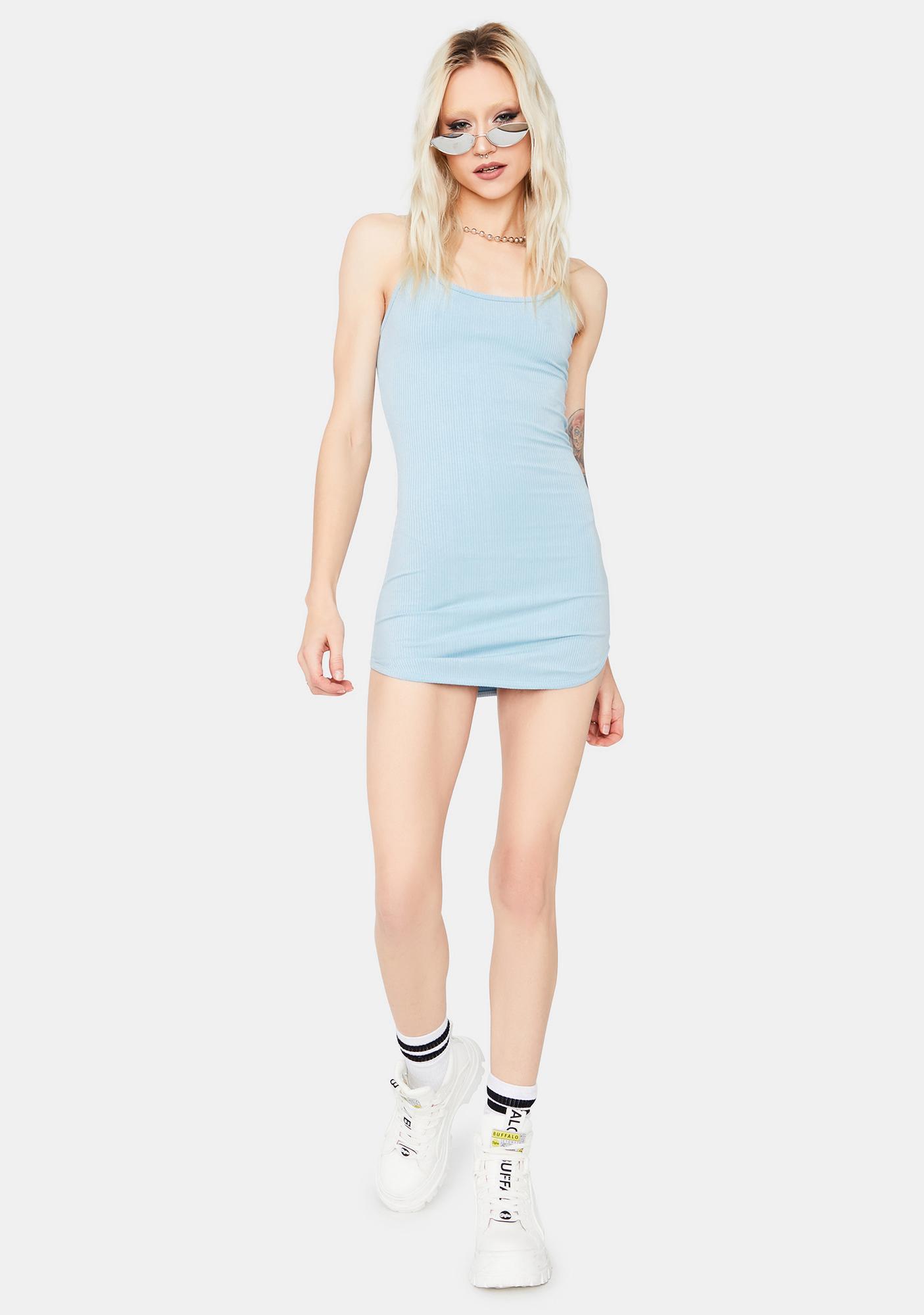 Day In Paris Bodycon Mini Dress