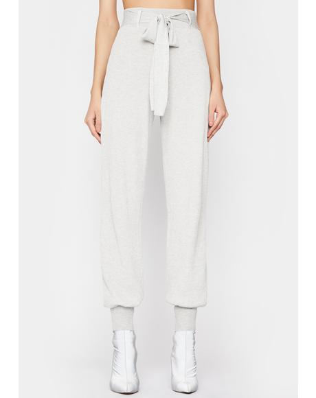 Easy Hustle Tie Sweatpants