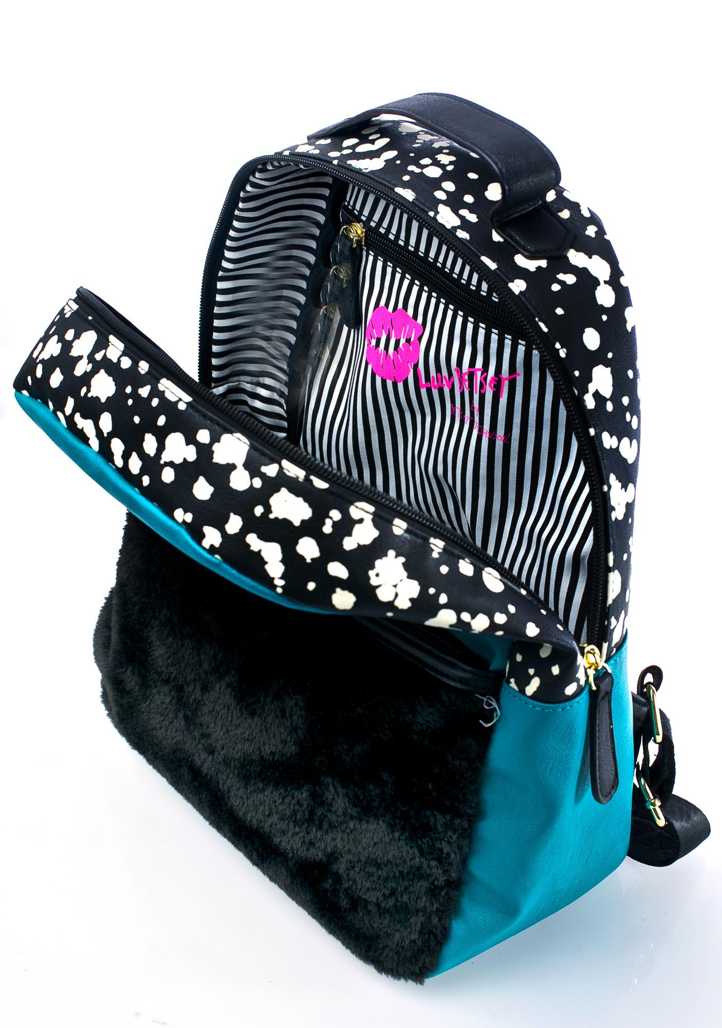 Betsey Johnson Eyeful Backpack