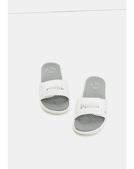 Angel Cool Cat V Women's Slides