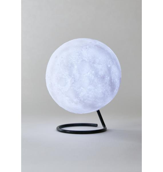 Once In A Blue Moon Lamp