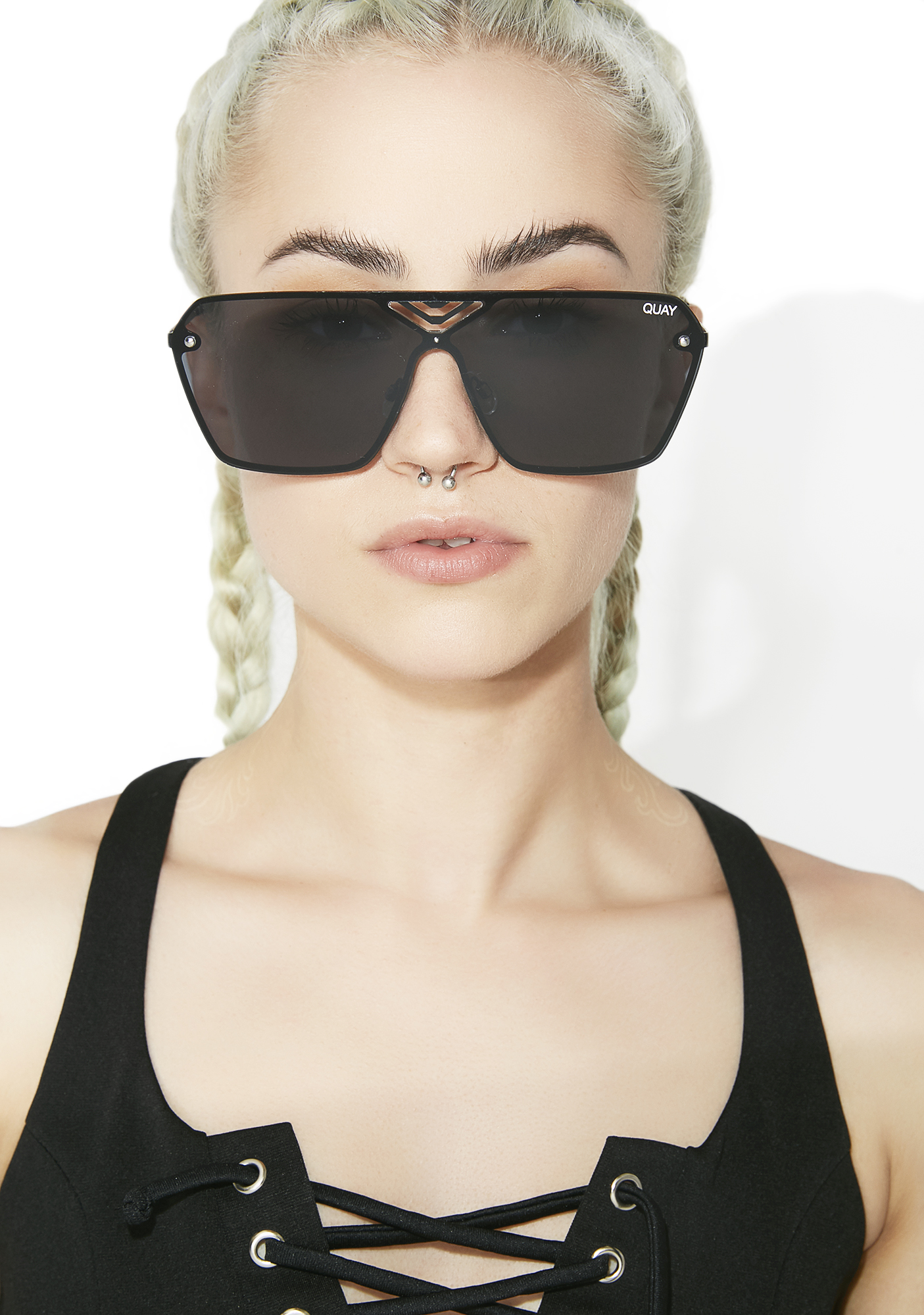 Quay Eyeware Star Gaze Sunglasses