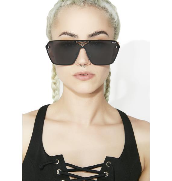Quay Eyeware Star Gaze Sunglasses