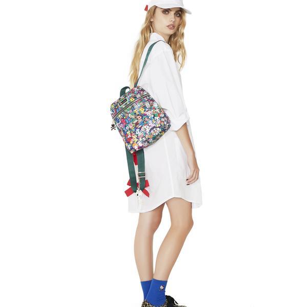 Tokidoki Rainforest Mini Backpack