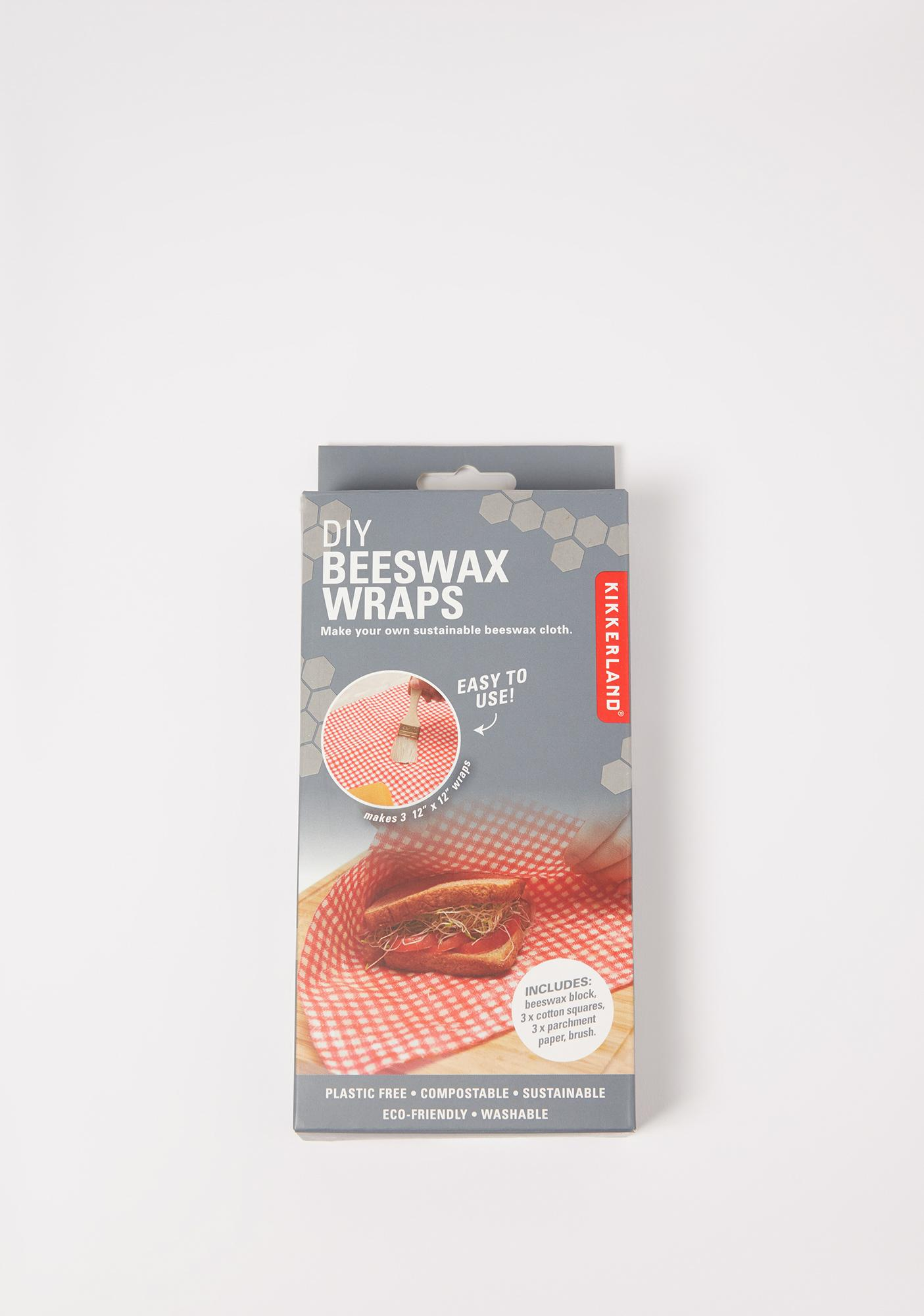 Bee Merry DIY Beeswax Wrap Set