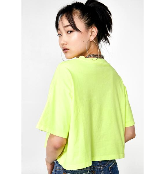 Volcom Neon And On Tee