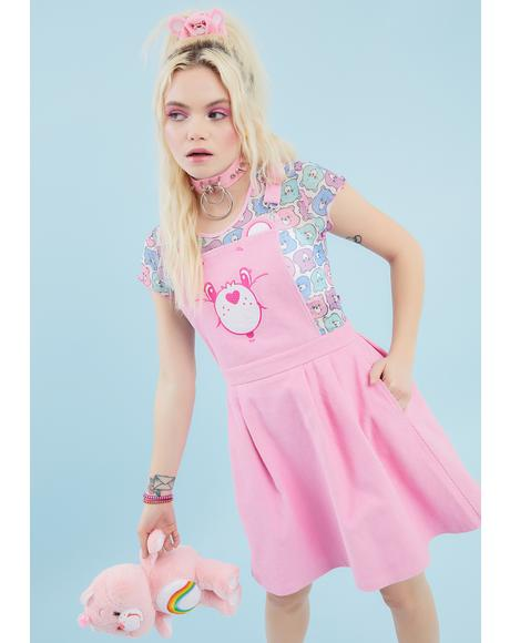 Baby Care-A-Lot Pinafore Dress